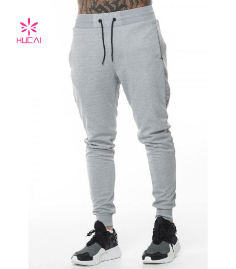Wholesale Running Work Clothing Mens Gym Trousers