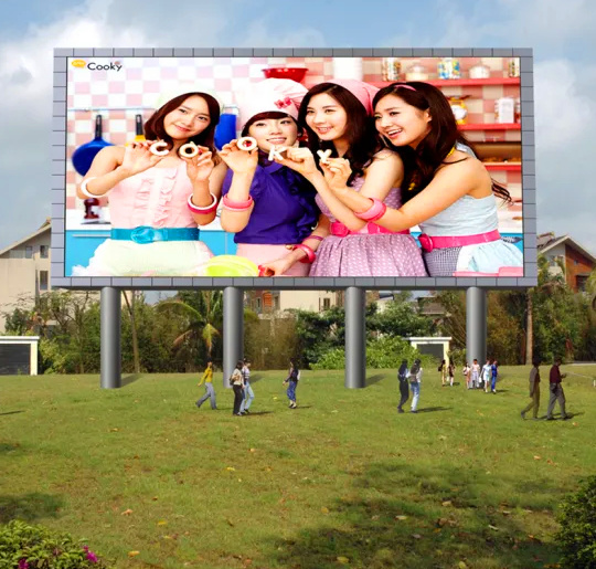 Indoor/Outdoor SMD Full Color Advertising Digital LED Display Screen Signs