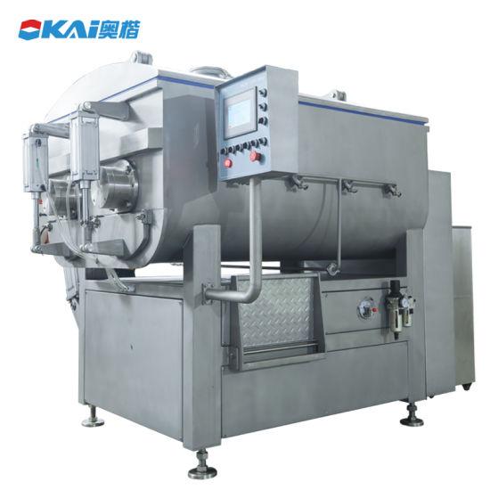 Industrial Meat Mixer Grinder Machine