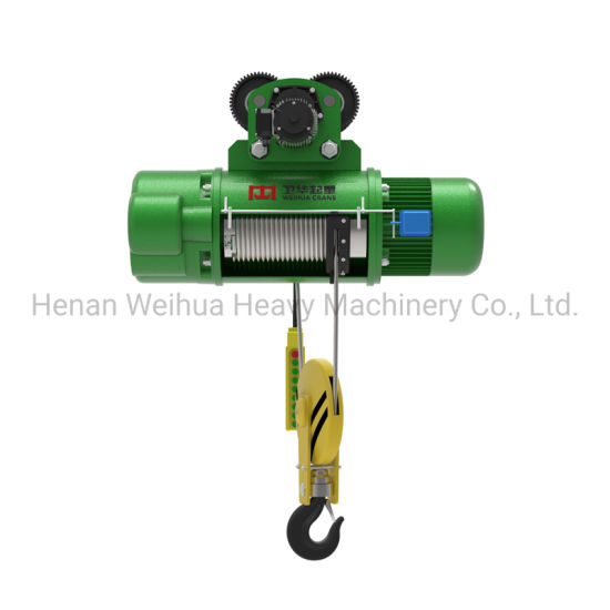 Weihua Cdmd Model Electric Wire Rope Hoist