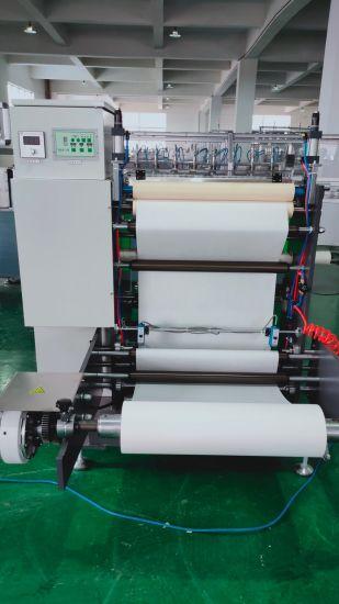 2021 Sticker Label Slitting and Rewinding Machine Supplier