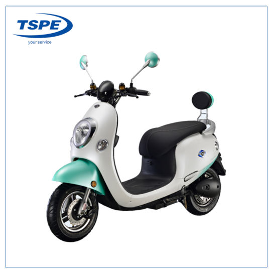 Long Distance 60V Electric Scooter Two Wheeler with CKD Package pictures & photos