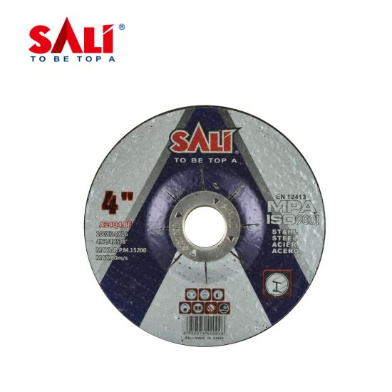 More Durable More Efficiency Single Aluminum Oxide Power Grinding Wheels pictures & photos