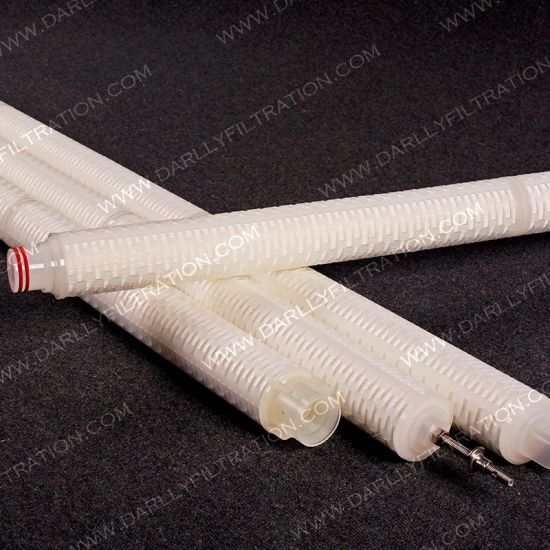 Darlly Filter Cartridge Can Be Backwashed for Power Plant Condensed Water