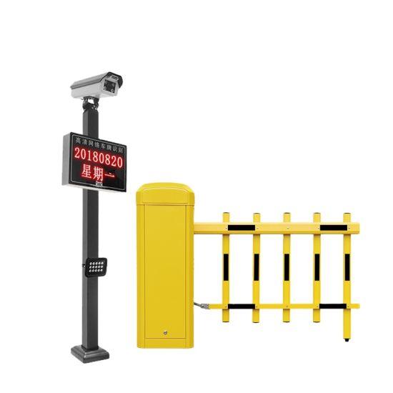 License Plate Recognition Parking System Solution Alpr Management Control