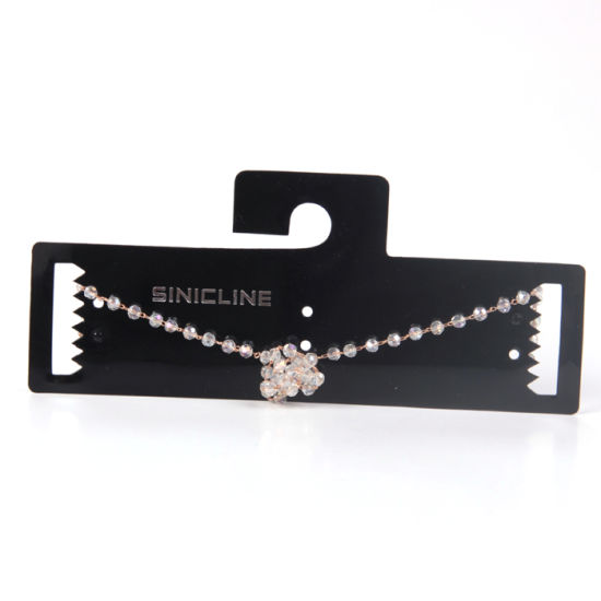 Jewelry Display Card Paper Hanging For