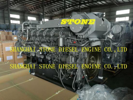 Mitsubishi Marine Engine S12r-Y3mptaw S12r-C2mptk S12r-T2mptk