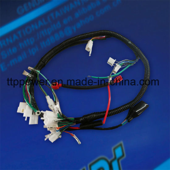 Enjoyable China Honda Cg150 Motorcycle Cable Motorcycle Parts Motorcycle Wire Wiring Cloud Usnesfoxcilixyz