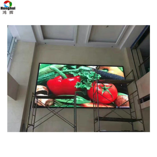 High Quality P4 Indoor Full Color 256*128mm LED Video Display
