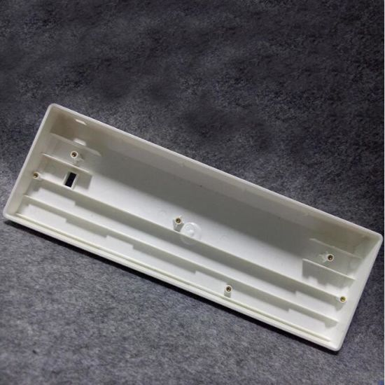 Mechanical Keyboard Case / Shell Injection Moulding pictures & photos