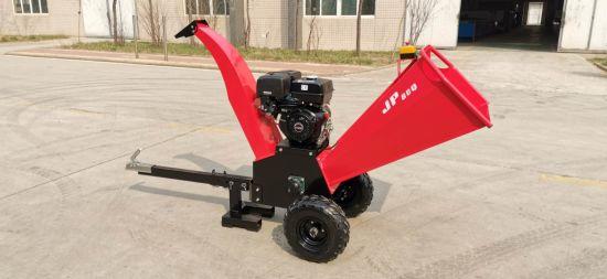Self Feed Wood Chipper Shredder ATV