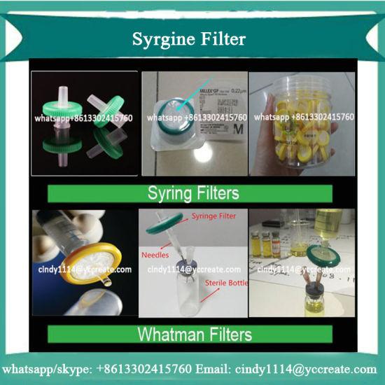 China High Quality Medical Sterile Syringe Filter for