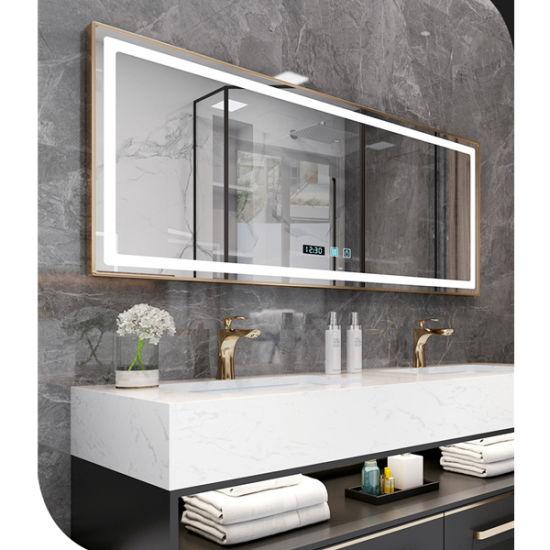 Nordic Bathroom Cabinet Combination, Bathroom Vanity Mirror Cabinet