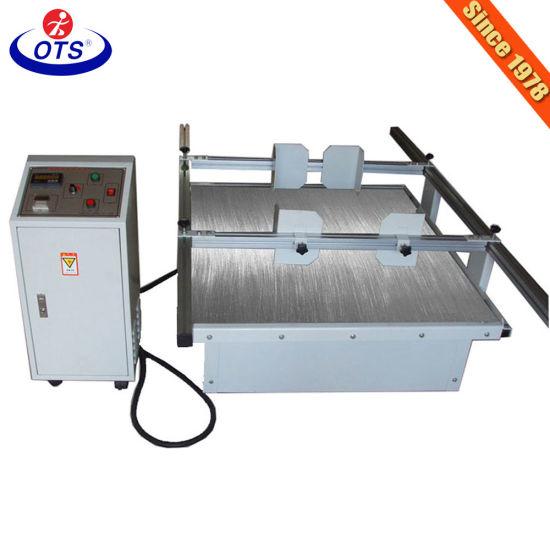 Ce Automatic Equipment Simulation Transport Test Vibration Tester Machine
