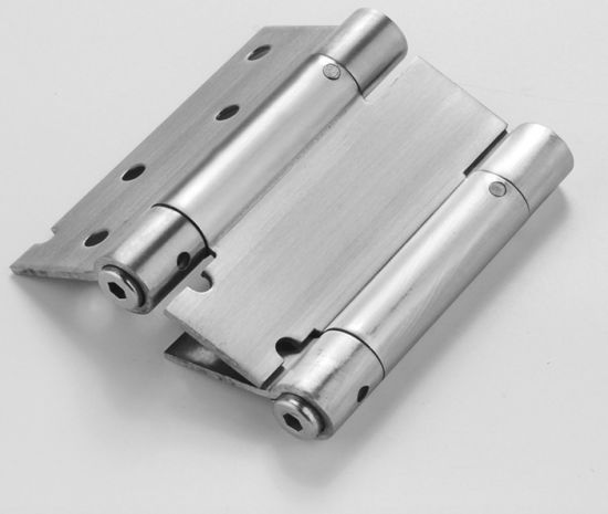 (H507) Spring Fuction Stainless Steel Door Closer Hinge pictures & photos
