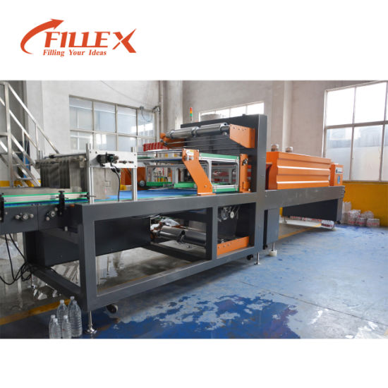 Full-Automatic Film Shrink Wrapping Packing Machine