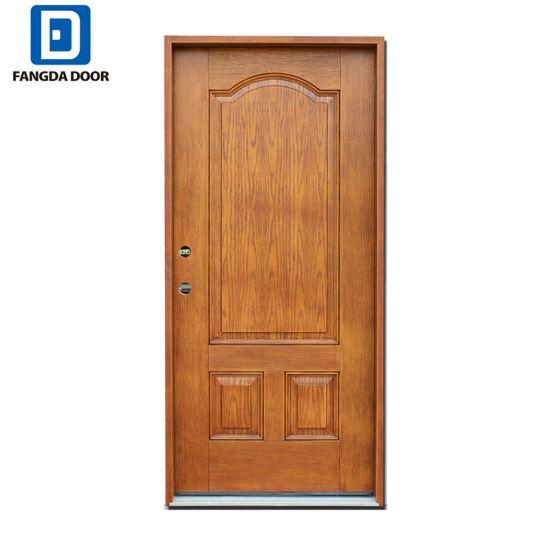 China Fibreglass Discount Woodgrain Fiberglass Composite Exterior