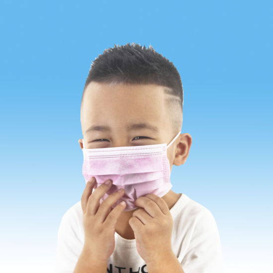 childrens disposable face mask