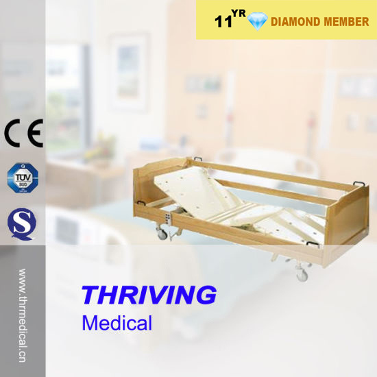 Three Function Electric Home Care Bed
