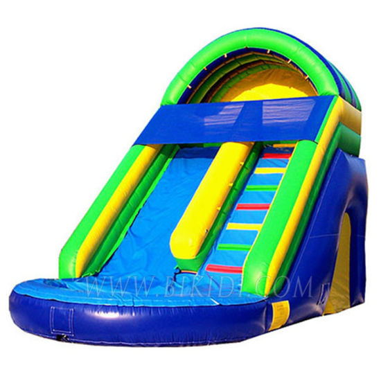 Inflatable Water Slide Bikidi Inflatables B4004
