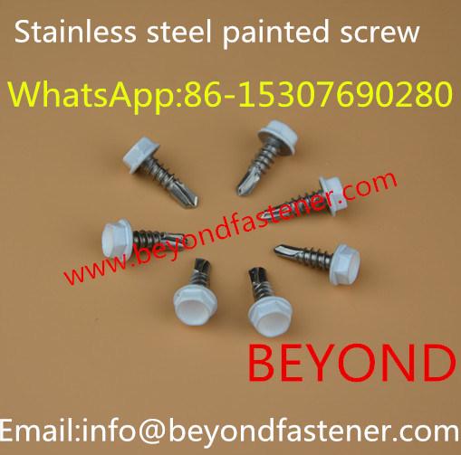 China Nylon Patch Screw Bolts Machine Screw - China Screw