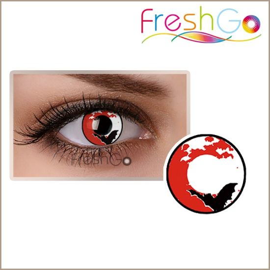freshgo halloween crazy lenses cat eye contact lenses
