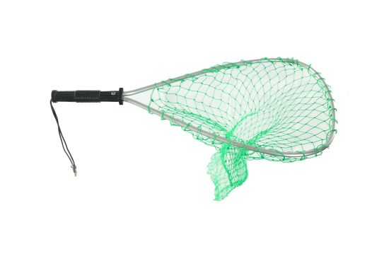 Small Aluminum Alloy Fishing Landing Net with PE Net pictures & photos