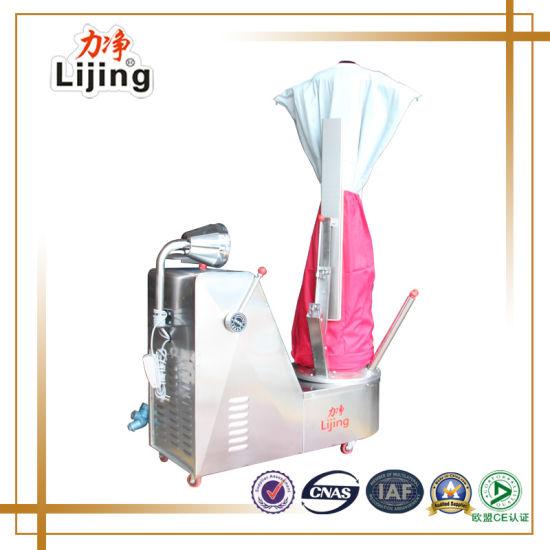 2018 Guangzhou Lijing Brand Industrial Finished Ironing Equipment
