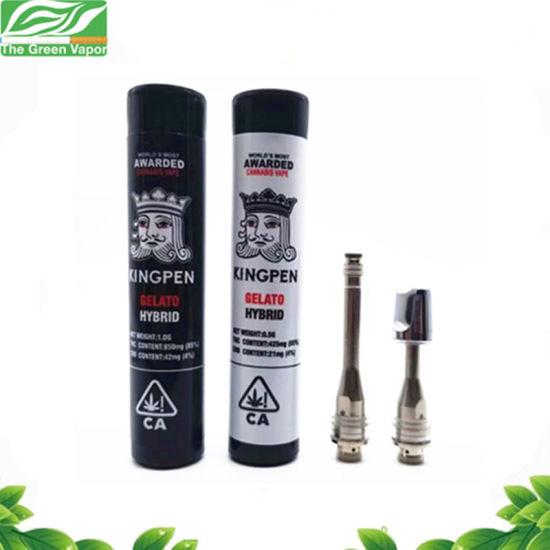 China Hot Sale 0 5ml 1 0ml Vaporizer Ceramic Coil Atomizer