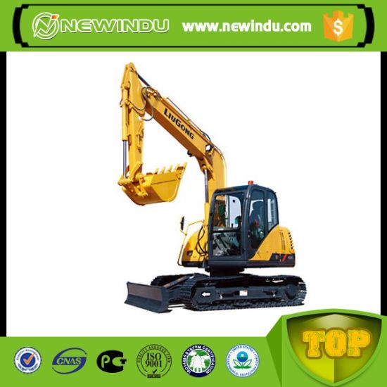 Liugong 6 Ton Digger Clg906D Small Crawler Excavator Price pictures & photos