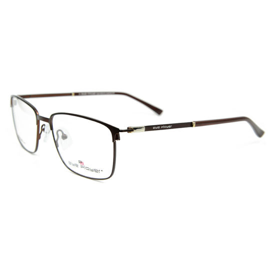2554f1adab Hight Quality Super Light Metal Full Frame Tr90 Temple Eyeglasses. Get  Latest Price