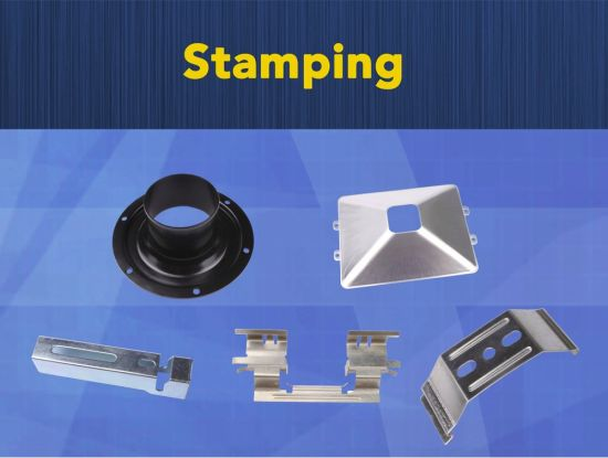CNC Machine Accessories with Clear Zinc Plating (ACE-343)