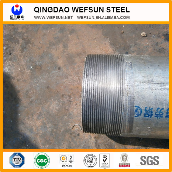 Galvanized Steel Pipe Clamp pictures & photos