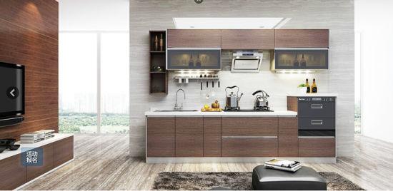 Uk Style Modern Hotel Kitchen Furniture Br M020