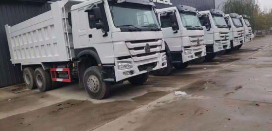 New Dump Truck of HOWO 6*4 Model