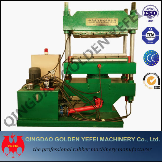 Rubber Silicone Vulcanizing Machine Vulcanizier Hydraulic Press Machine pictures & photos
