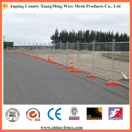 High Quality Welded Wire Mesh Portable Fencing