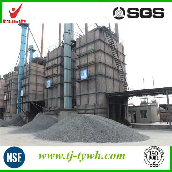Calcined Anthracite Coal Carbon Additive for Steelmaking pictures & photos