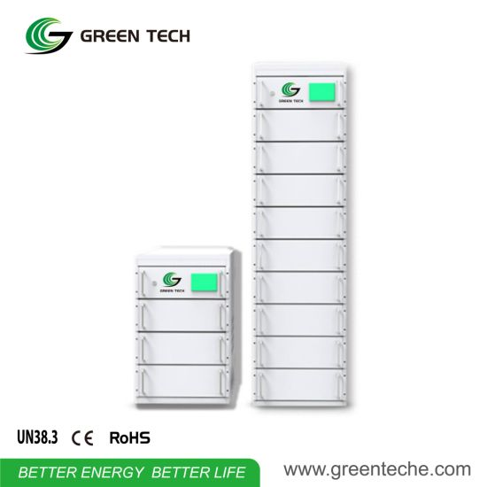 Rechargeable Battery 388V 15kwh Solar Ess Storage Battery Graphene Supercapacitor Battery