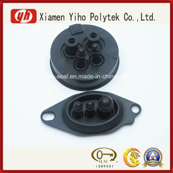 High Performance Rubber Wire Harness with Certificates