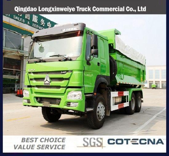 HOWO 6X4 336HP Dumper Truck
