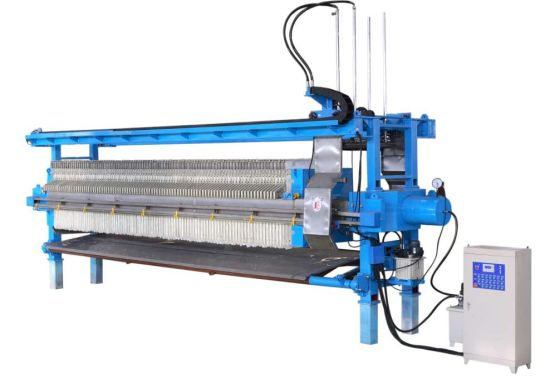 Automatic Filter Press with Program Controlled pictures & photos