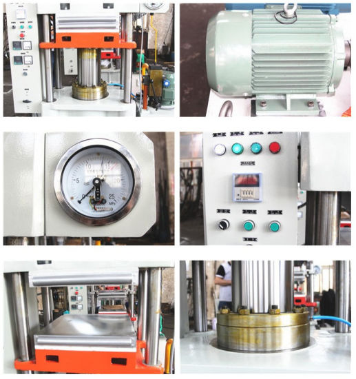 Rubber Products Oil Seal Making Vulcanizing Machine pictures & photos
