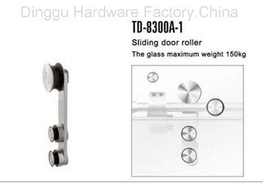 China High Quality Sliding Door Roller for Glass - China