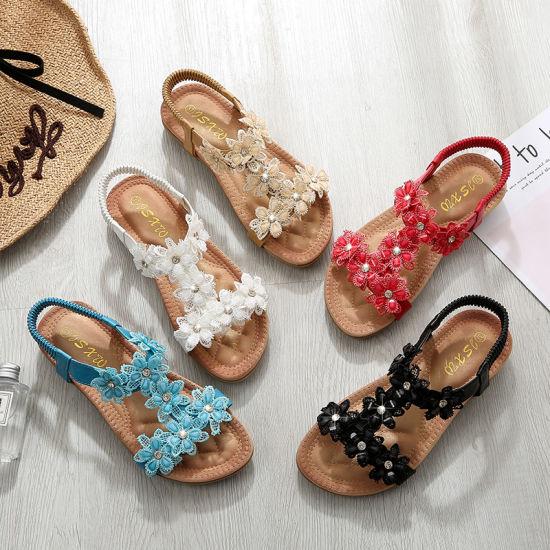 Size Sandals Female 2020 Summer