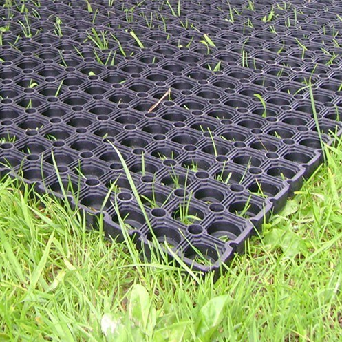 Anti-Abrasion Drainage Rubber Mat, Oil Resistance Rubber Mat pictures & photos