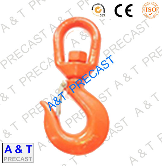 Hot Sale Lifting Hook G80 Clevis Grad Hook with Steel pictures & photos