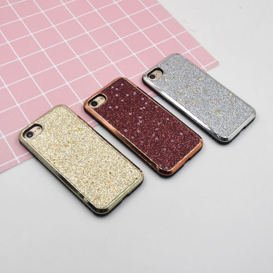 Wholesales Stardust Luxury Twinkle Shinning Phone Case for iPhone