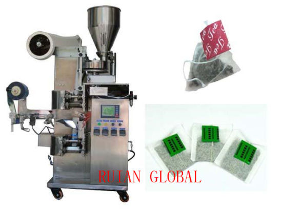 Stainless Steel Loose Inner and Outer Bag Tea Packing Machine pictures & photos