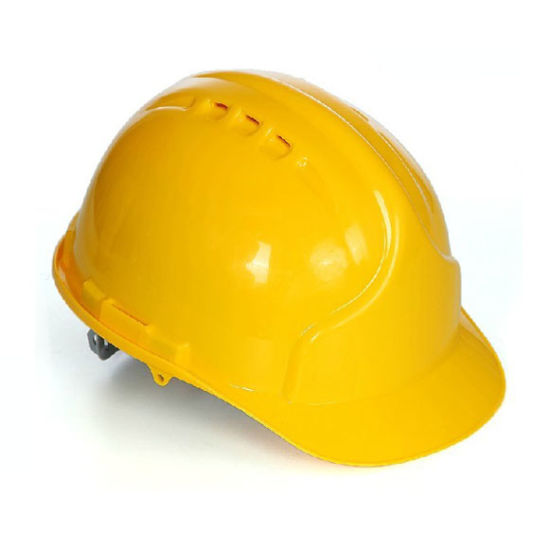 Jsp Mark 6 Vented Hard Hat Safety Helmet CE En397